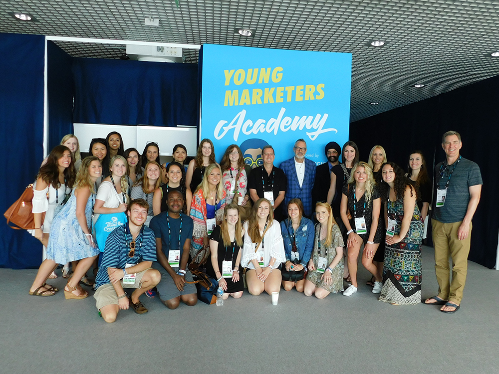 Cannes Lions Festival Study Abroad