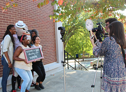 The National Press Photographers Association sponsors a student chapter at UGA.