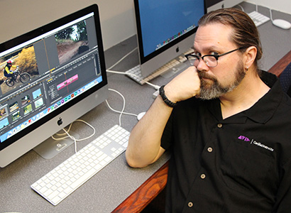 Grady College Authorized Training Center for Avid Media