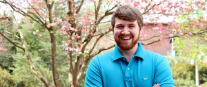 Zachary Hansen, a journalism student from Cataula, Georgia, was named a Pulliam Journalism Fellow.