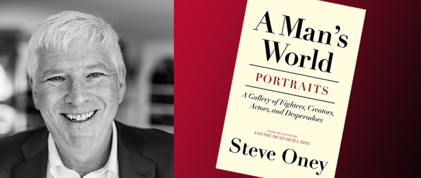 Steve Oney will be at the University of Georgia Bookstore to sign his book on June 16.