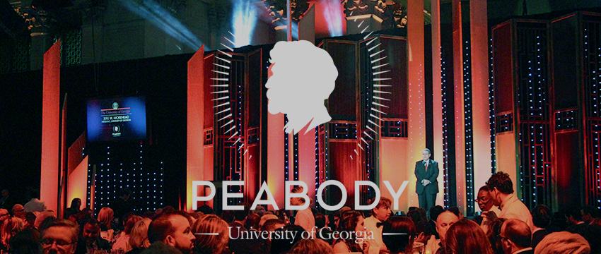 The 75th annual Peabody Awards, recognizing excellence in broadcast media, were presented May 21, 2016, at(Photo/Sarah E. Freeman/Grady College, freemans@uga.edu in New York City, on May 20, 2017)