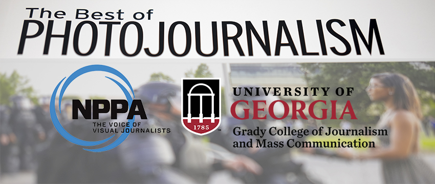 Grady College has been the home of the National Press Photographer's Association since 2014 and starting in 2019, will be home to the organization's Best of Photojournalism Competition.