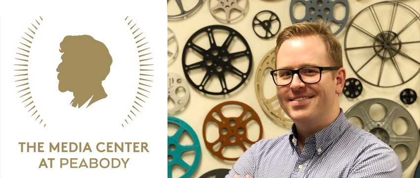 Taylor Cole Miller was named an academic director of the Peabody Media Center, a role he shares with Nate Kohn.