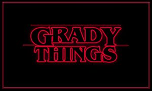 Grady Things logo