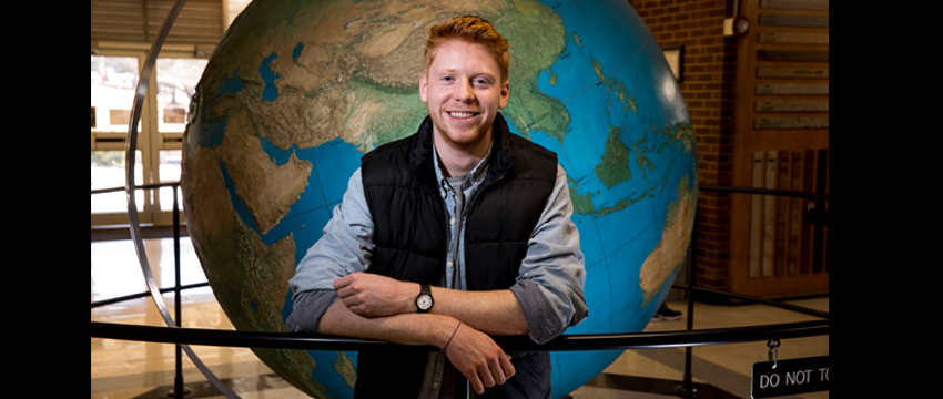 Grady Ambassador, Peabody Student Honor Board member and EMST student Sam Tingle is profiled in the UGA Amazing Students series.