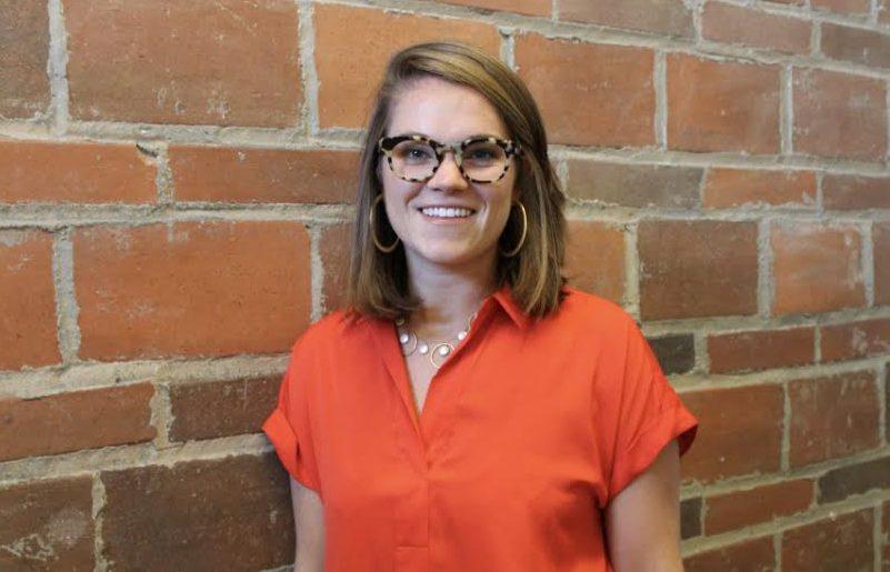 Grady graduate Callie Wamsley (ABJ '14)