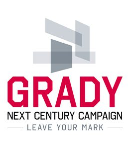 Grady Next Century Campaign - leave your mark!