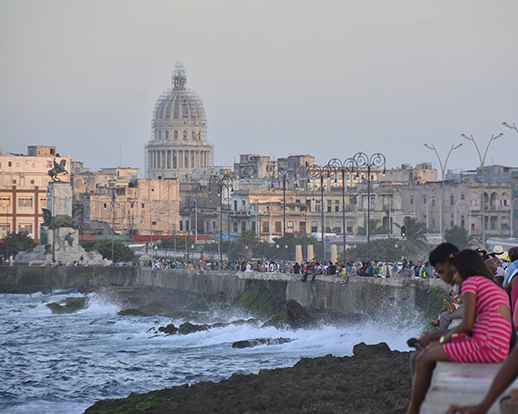 Health Journalism in Cuba