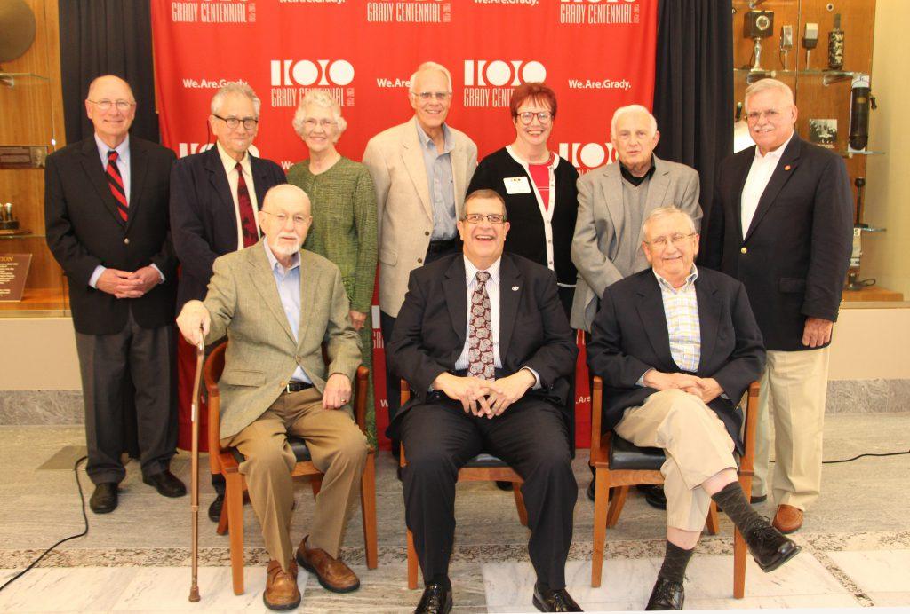 UGA Grady retired faculty