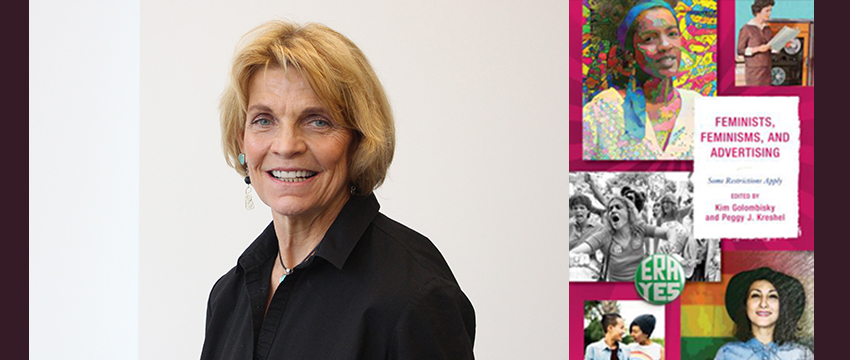 Peggy Kreshel teaches courses in advertising in society, media planning, and media culture and diversity.