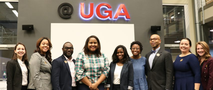 UGA students launch 30-day diversity initiative on campus